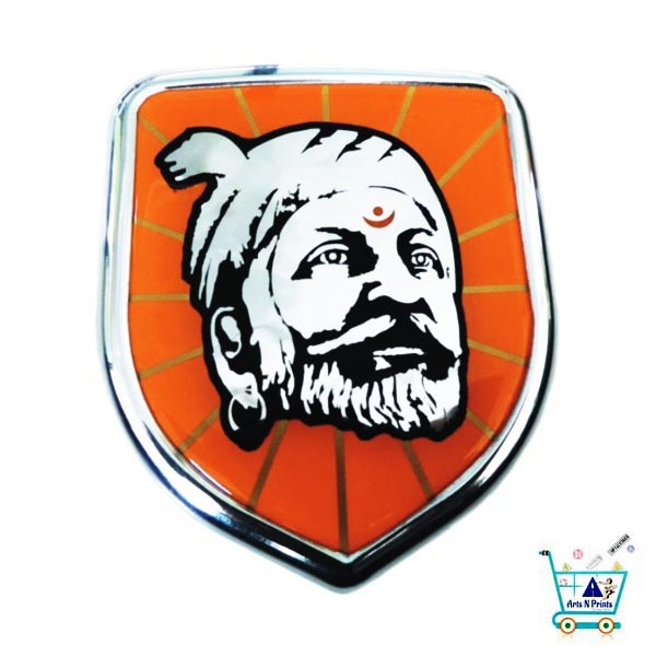 Chattrapati Shivaji Maharaj Best Sticker