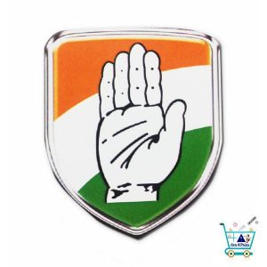 Congress sticker for car | The Best One